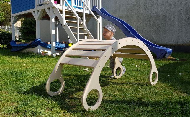Bujak drewniany Montessori