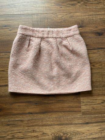 Zara Woman spódnica spódniczka rozmiar M różowa