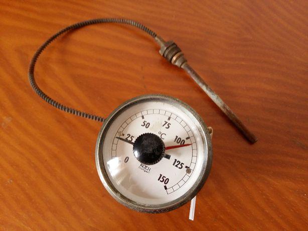 Manómetro de Temperatura - KOCH e Manómetro de Pressão - WICA