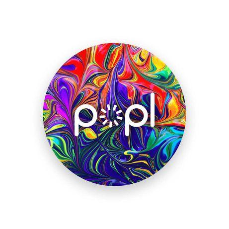 Электронная Визитка Popl nfc. 5 Цветов в Наличии
