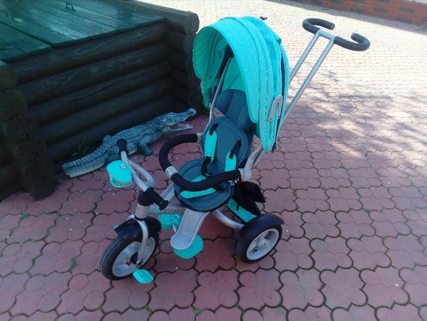 Детский велосипед каляска Croser стан як нового