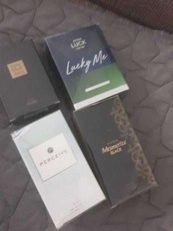 4 zapachy marki Avon