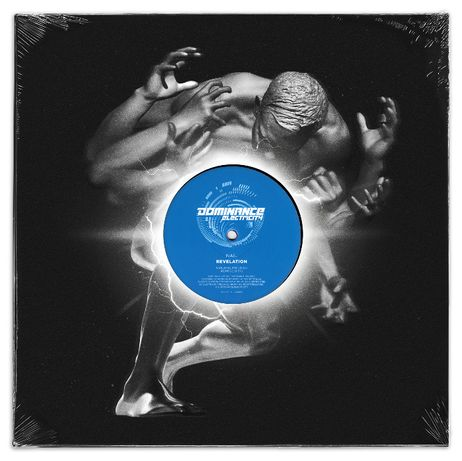 NAIL - REVELATION / 1987 | electro techno winyl, vinyl, płyta winylowa