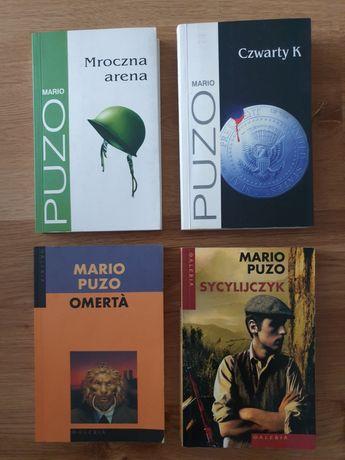 Książki Mario Puzo