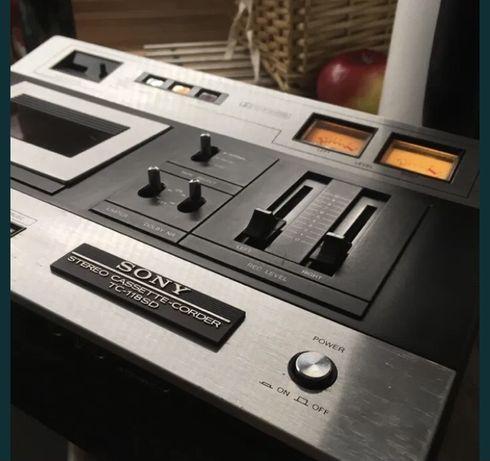 SONY magnetofon TC-118SD sprawny