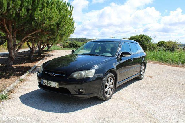 Subaru Legacy S.Wagon 2.0 I Bi-Fuel
