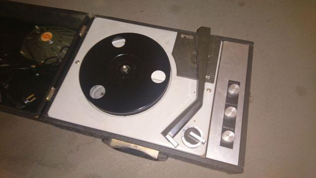 Stary gramofon UNITRA Fonica WG 550 !
