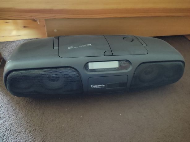 Radiomagnetofon Panasonic RX- DS45 super stan