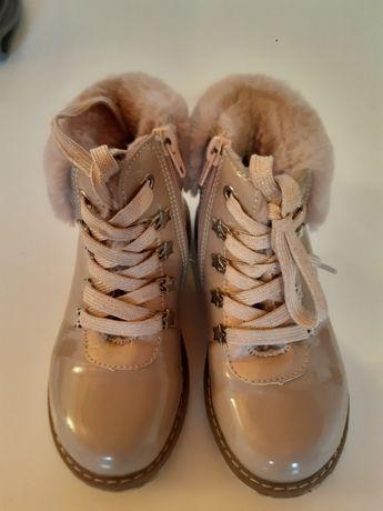 Trzewiki buty jesień zima Cool club by Smyk 28 nowe