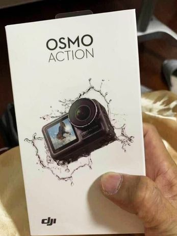 DJI OSMO ACTION - Nova, ainda na embalagem