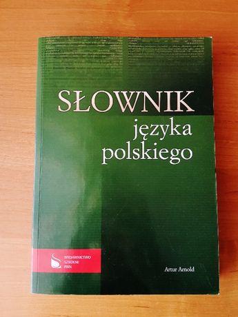 Słownik języka polskiego wydawnictwo szkolne PWN