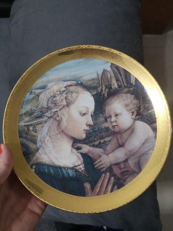 """Prato """"Madonna col bambino"""""""
