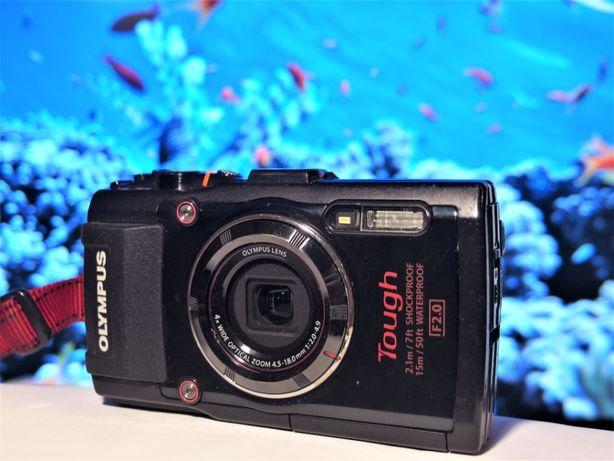 Подводный фотоаппарат Olympus TG-4