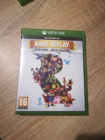 Gra Xbox one S. Rare Replay
