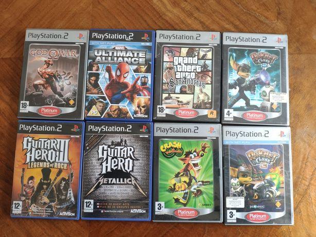31 Jogos para PlayStation 2