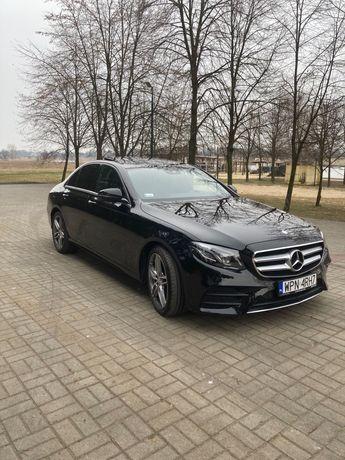 Samochód do ślubu ,Mercedes E klasa AMG i Volvo S60.Fanfary w E-klasie