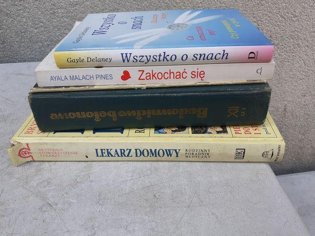 Książki 5zl sztuka