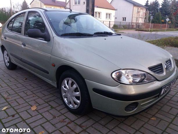 Renault Megane Renault Megane 1,4 16V 1999 KRAJOWY 1właściciel