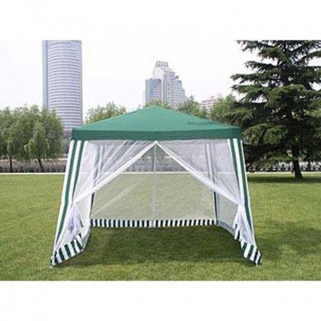 Продам садовая палатка с москитной сеткой 3/3 м шатер тент для пасеки
