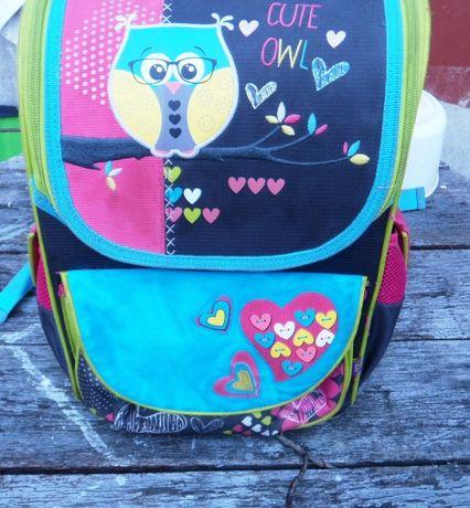 Рюкзак школьный zibi c с ортопедической спиной