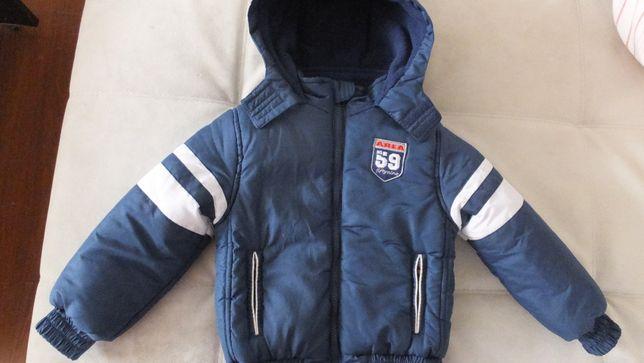 Куртка теплая зимняя Lupilu Германия разм. 116 на 5-6 лет