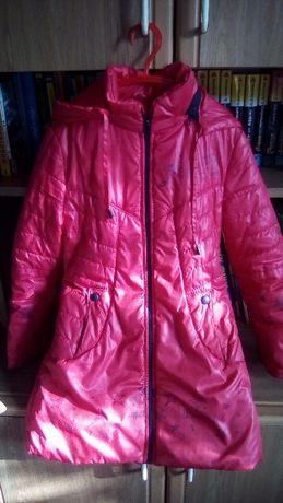 Курточка демисезонная р.134