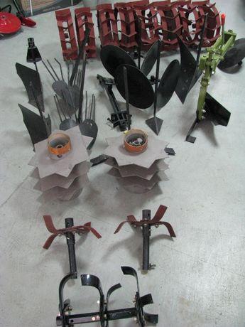 фрезы ножи навеска для мотоблока