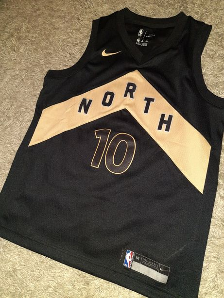 Оригинальная майка Nike North Торонто Репторс, #10 Демар ДеРозан, ориг