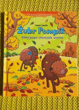 Książka, Żubr Pompik