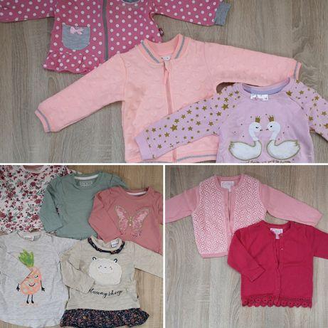 Ubranka dla dziewczynki rozm 74 cocodrillo Primark