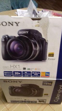 Aparat cyfrowy Sony DSC 100 HX1