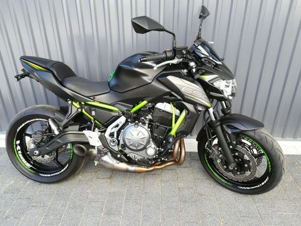 Kawasaki Z650 19r 4tys km