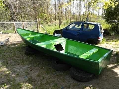 łódka wędkarska 4,70 metra