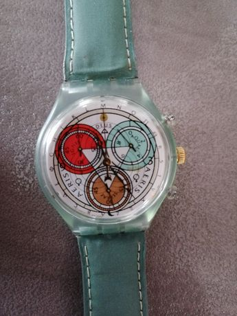 Swatch Chrono.