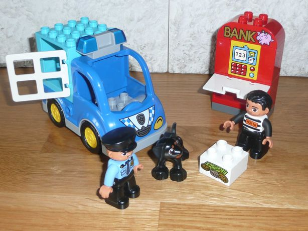 Napad na bank Lego Duplo 10809