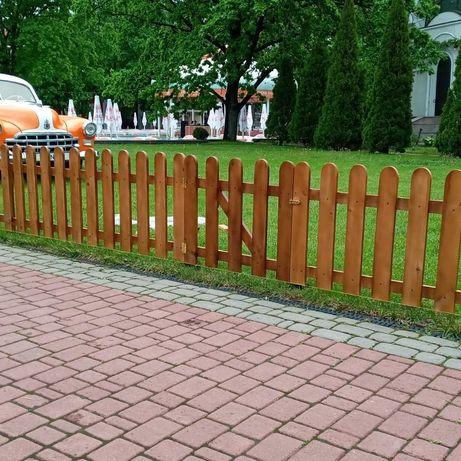 Деревянный забор.Декоративный.Паркан.Штакетник.