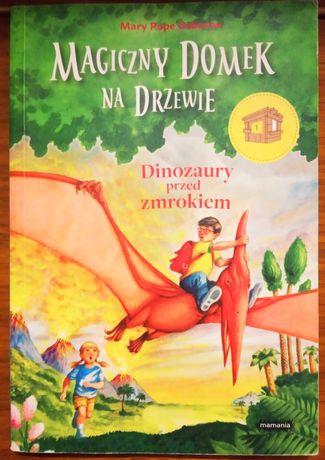 Książka magiczny domek na drzewie