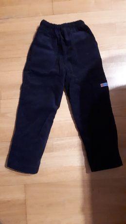 Spodnie zimowe ocieplane struks rozm. 110