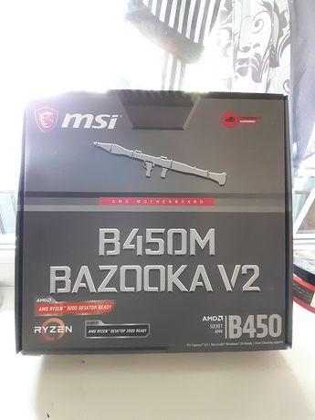 Msi Bazooka v2 B450M AM4