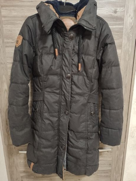 Naketano куртка парка НОВАЯ размер небольшая M или S tommy hilfiger