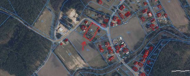 Sprzedam działkę 1549 m2 Rolbik gmina Brusy