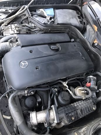 Двигатель мерседес 2.2, 2.7, 3.2, 3.5, 1.7 w168 w210 w140 w220 w211
