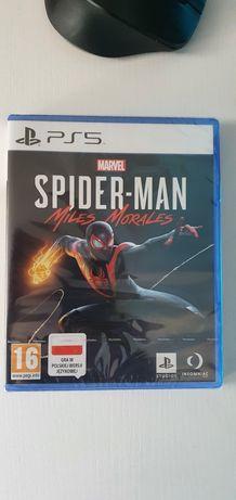 Spider Man Miles Morales ps5 2021