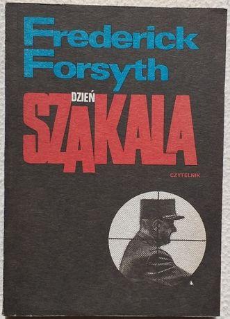 NOWA ! DZIEŃ szakala Rok wydania 1989 autor Frederick Forsyth