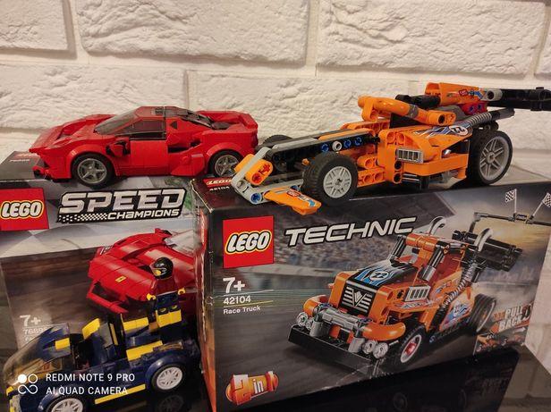 Zestaw LEGO. Idealny na Dzień Chłopca