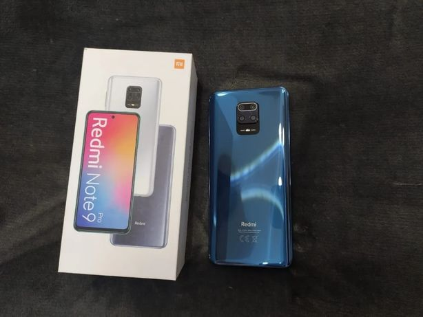 Xiaomi Redme note 9 pro 6/128 gb