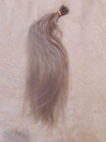 срез натуральных  волос для наращивания