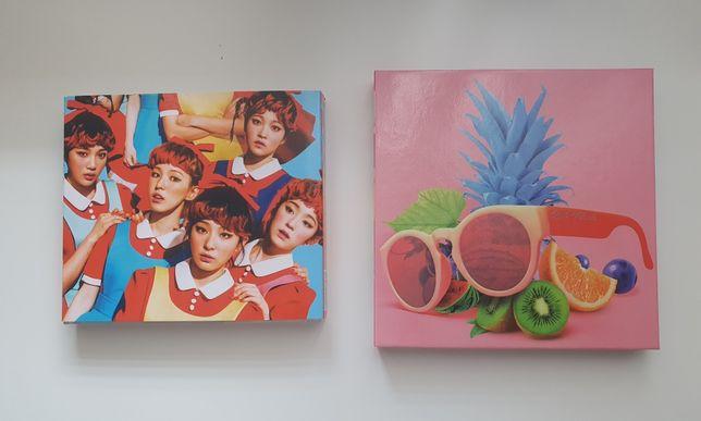 Kpop Álbuns - Red Velvet