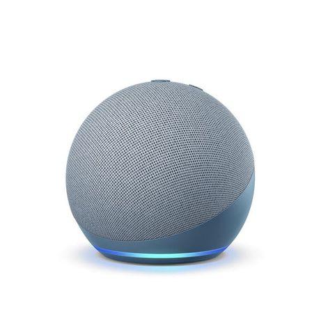 AMAZON ECHO DOT 4 - Azul - Alexa - Coluna inteligente