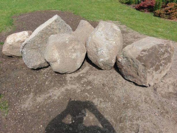 Duże kamienie głazy oddam